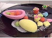 Docinhos e Ovos de Cristal japonês