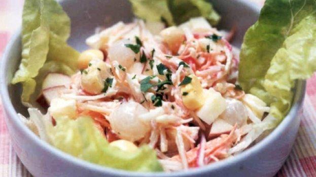 Salada Cremosa