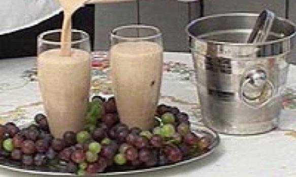 Coquetel de uva