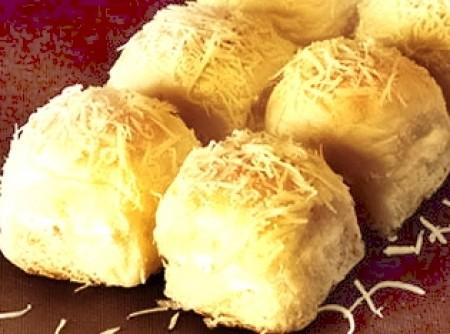 Pão de Queijo Recheado Com Orégano