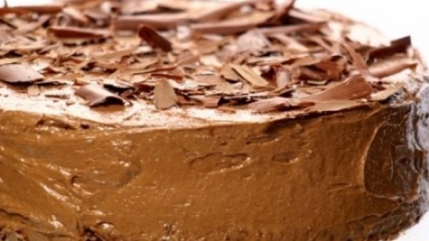 Bolo em Camadas de Chocolate