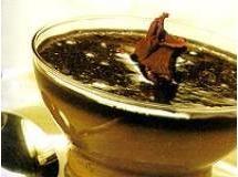 Manjar de café com chocolate