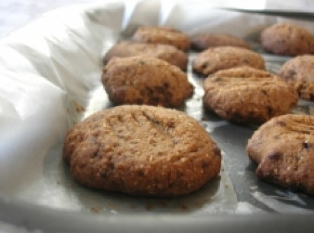 Cookies Integrais | Sonia Biancastelli