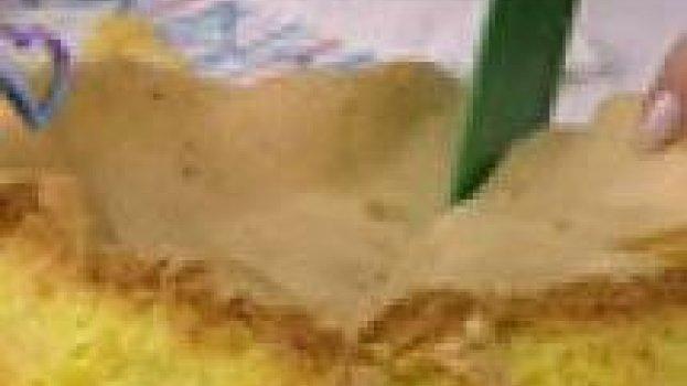 Pão de Ló de Ovar (receita de Portugal)