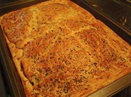 Torta Cremosa de Atum