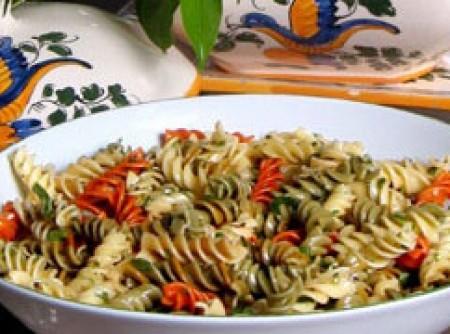Salada Especial de Macarrão