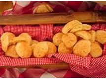 Pão de Queijo e Batata
