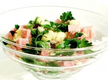 Salada de Tender