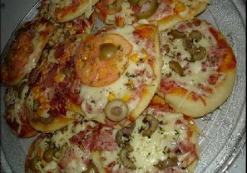 Mini pizza da nani