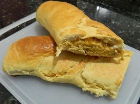 Pão para Rechear
