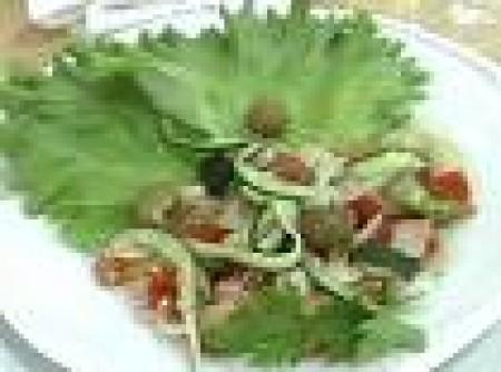 Salada de Bacalhau á moda Haras Marambaia | Afranio Lamy Spolador