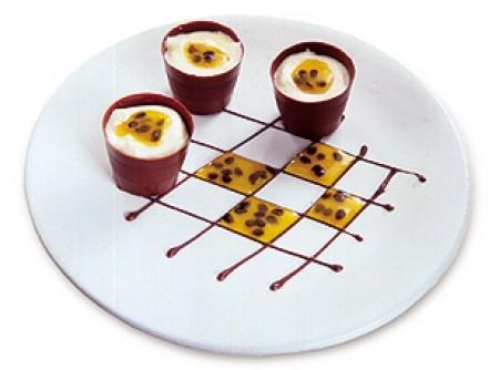 Copinhos Creme de Chocolate