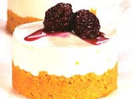 Cheesecake de Amora   christiane soraia castelhano ferreira