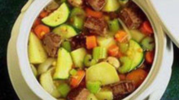 Cozido de Legumes com Carne