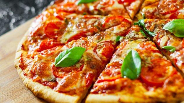 Massa de Pizza para Microondas