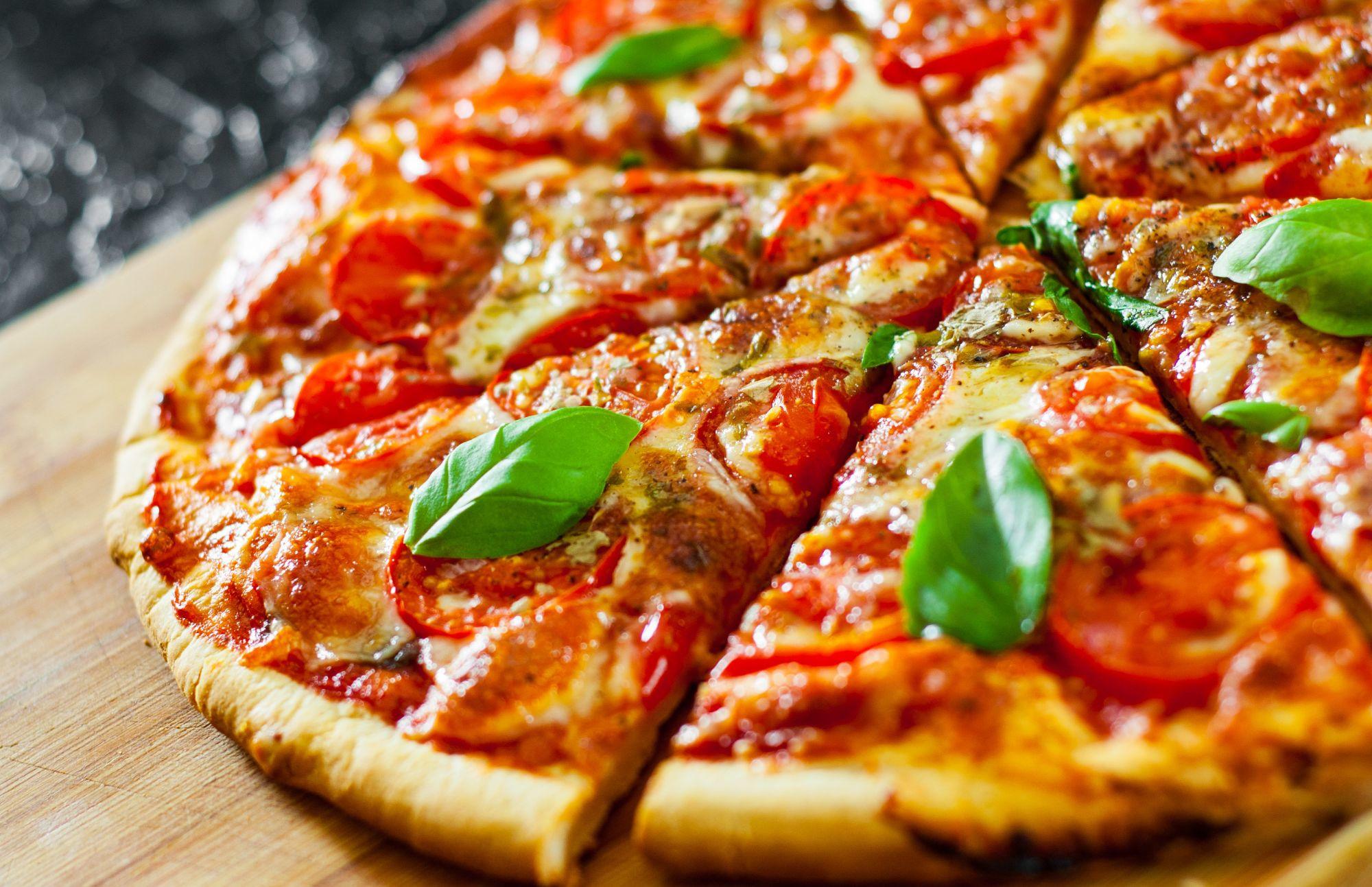 Receita de Massa de Pizza para Microondas | CyberCook