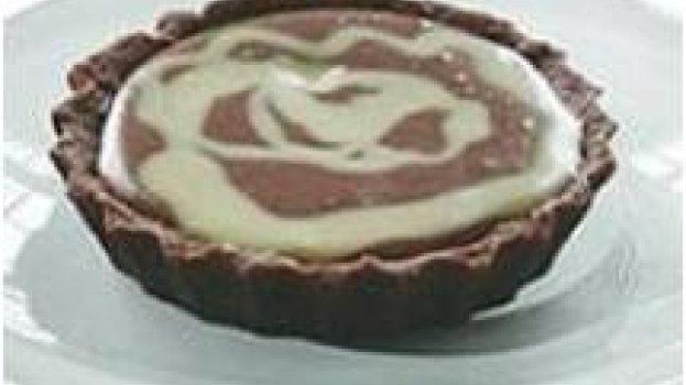 Tortinha Mesclada