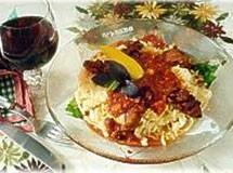 Pasta all'Alfredo di Napoli