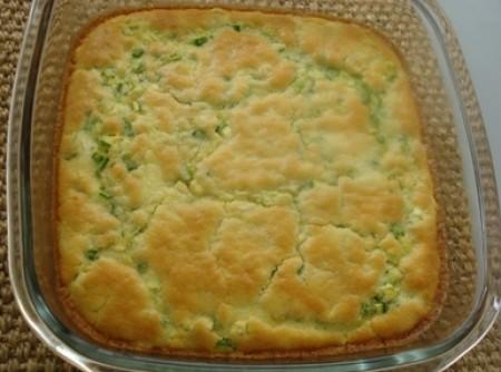 Torta e Sufle de Abobrinha | Eloisa Barros