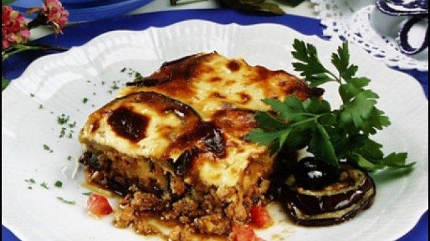 Mussaká - Cozinha Grega