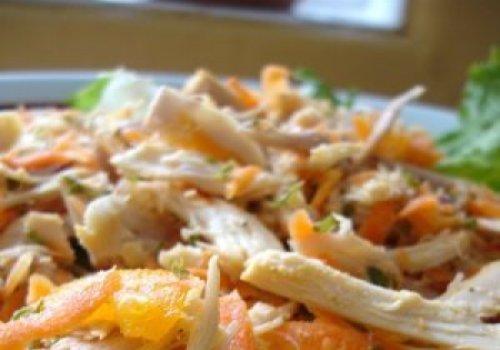 Salada de Frango Assado