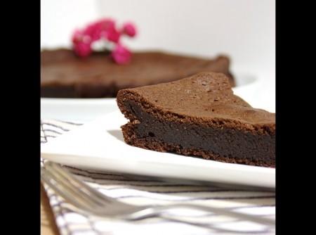 Bolo de Chocolate com Amêndoa | Márcia