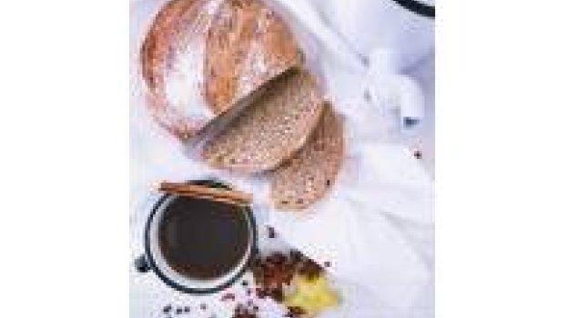 Pão de Grãos Germinados Integral