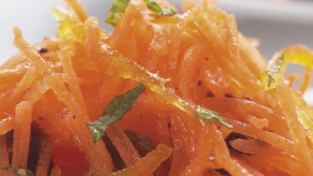 Salada de Cenoura e Citrinos