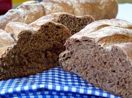 Pão Negro Australiano