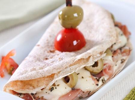 Sanduíche de Parma Integral