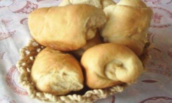Pão Caseiro com Leite e Ovos