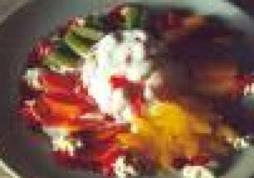 Sashimi de Frutas