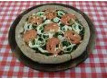Massa para Pizza Integral