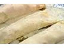 Panquecas de milho recheadas com frango