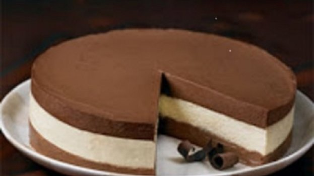 Chocolate em Camadas