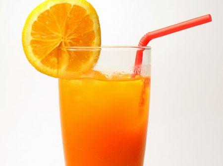 Refrigerante de Laranja Caseiro | CyberCook