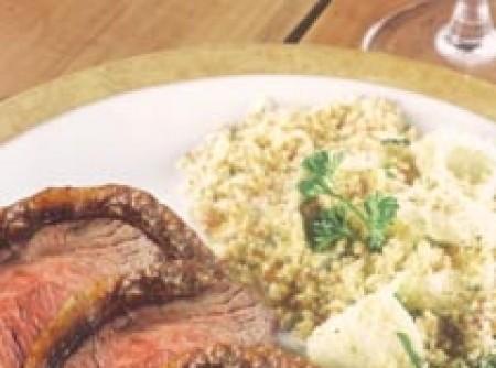 Picanha Recheada com Bacon | AUGUSTO CESAR DE OLIVEIRA FILHO