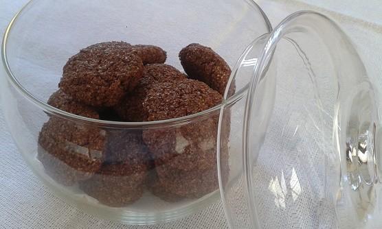 Biscoitos de Farelo de Trigo com Chocolate | Déia Dusik