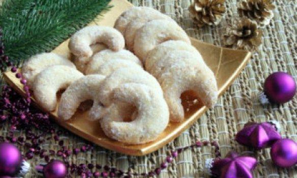 Biscoitos de Nozes