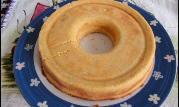bolo de macio de milho