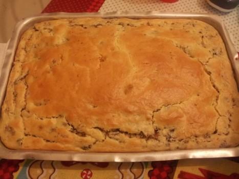 Torta Salgada de Sardinha