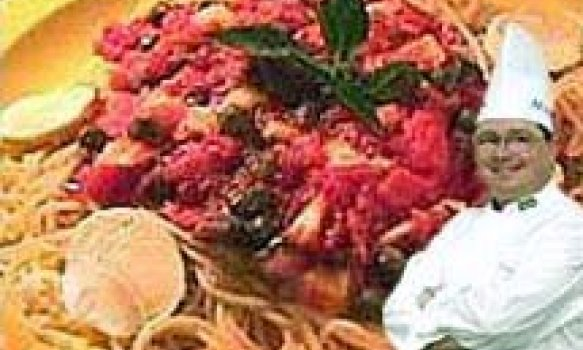 Espaguete à Luciana