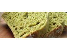 Pão Integral de Espinafre