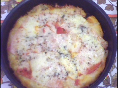 Pizza Brotinho (massa econômica)