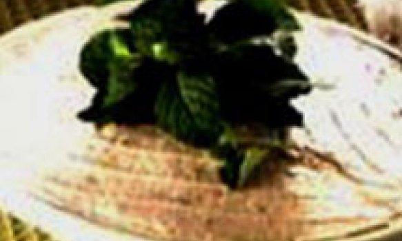 Patê de Azeitonas Pretas com Alho