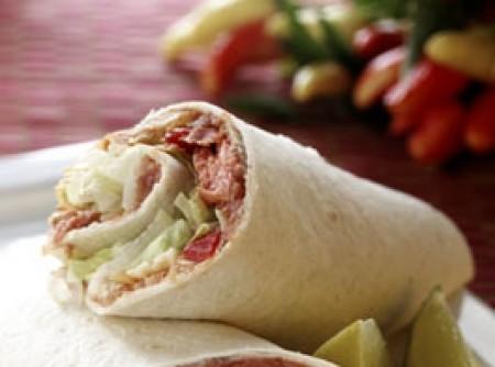 Massa para Burrito