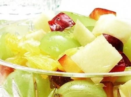 Salada de Frutas ao Vinho