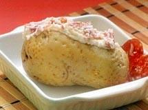Baked Potato com Recheio Italiano | Luiz Lapetina