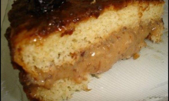Torta de ameixa deliciosa