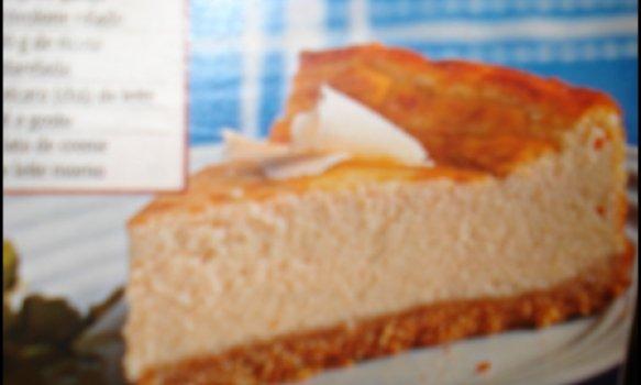 Torta rapida de queijo